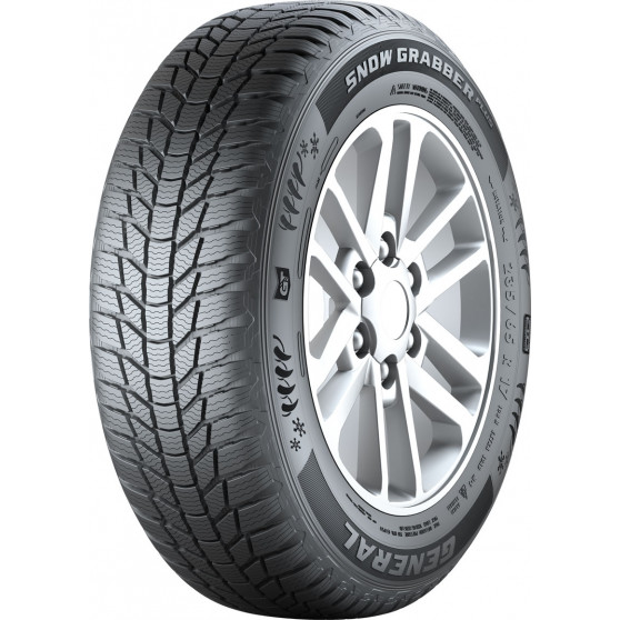 GENERAL TIRE 245/70R16 107T FR SNOW GRABBER P