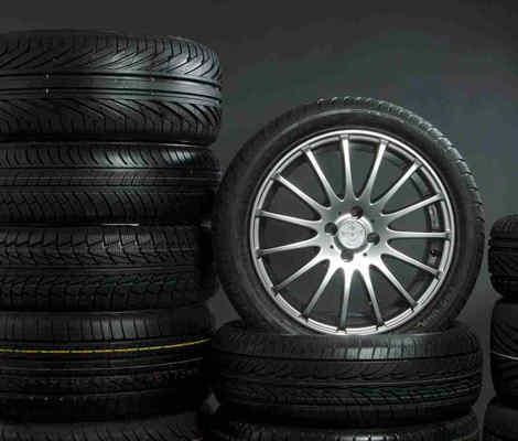 Съхранявайте гумите добре