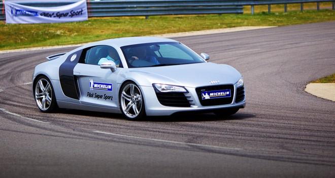 Michelin car racing