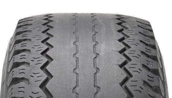 Износване на гумата